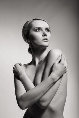 Carla Monaco - beauty portrait