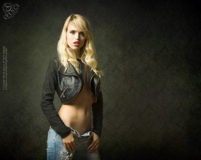 Angel White at Pavilion Photographic Studio